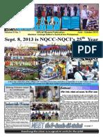 Herald 1st Sem Issue School Year 2013-2014