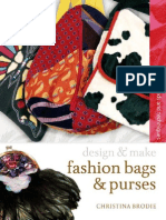 Design & Make Fashion Bags & Purses