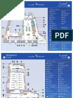 Terminal 3 Maps