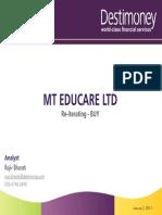 MT Educare_Q2FY14 Destimoney Sec.pdf