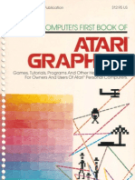 COMPUTE!'s First Book of Atari Graphics