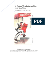 Evaluating the Cultural Revolution in China  and its Legacy for the Future