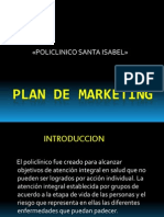 Plan de Marketing Policlinico