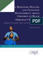 Cbi Parenting Behavior