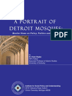 A Portrait of Detroit Mosques