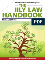 Family Law Handbook Example