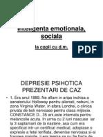 Inteligenta Emotionala Si Sociala