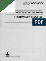 Atari 800 Hardware Manual, Part1