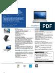 HP Mini 311 Datasheet