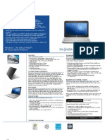 HP Mini 311 Datasheet