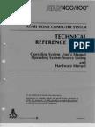 Atari 800 Operating System Manual, part 1 of 4