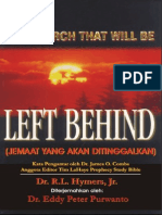 The Church That Will Be Left Behind - Dr Rl Hymers
