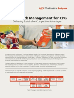Global Pack Management CPG_by TechM