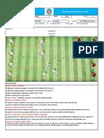Seduta Novara Calcio  Capacita Coordinative  Categoria Pulcini 2005  8-1-2014