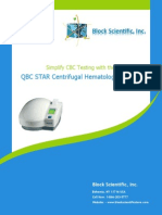 Simplify CBC Testing With the QBC STAR Centrifugal Hematology System