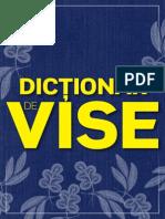 Dictionarul de Vise