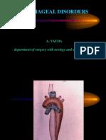 Diseases of Esophagus
