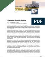 Data Teknis 5. Uraian Pendekatan, Metodologi, Dan Program Kerja