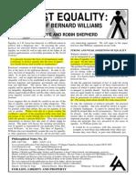 Against Equal_Critique of B Williams