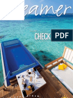 Dreamer - Summer Issue - The Essential Travel Magazine from Dreamticket
