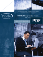 Prm Study Guide Exam 1