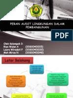 Audit Lingkungan Dalam Pembangunan