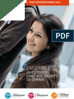 Taxe d'apprentissage 2015 - Pôle Universitaire Léonard de Vinci