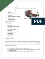 UET lahore Automotive cneter Engine Models PSECS