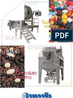 Dumoulin Sugar and Chocolate Coating