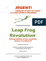 Leapfrog Revolution Conceptual Document 090909