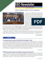 IFSSO Newsletter Oct-Dec 2013
