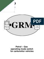 Grm Manual
