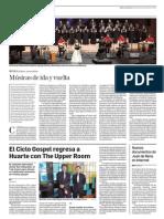 Crítica Diario de Navarra