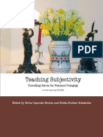 Teaching Subjectivity FULL