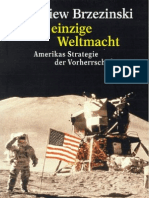 zbigniew_brzezinski - die einzige weltmacht - amerikas strategie der vorherrschaft (2001) - (fischer verlag)