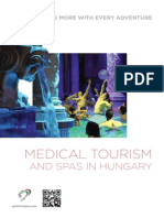 Medical Tourism and Spas in Hungary