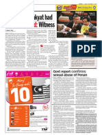 TheSun 2009-09-11 Page06 Promises to Rakyat Had to Be Honoured Witness