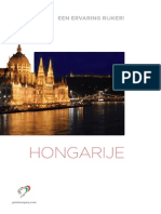 HONGARIJE - EEN ERVARING RIJKER!