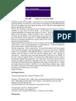 Pipiwharauroa, Te Rawhiti Newsletter, Volume 1 Issue 6