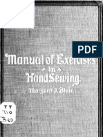 Manualof Hand Sewing