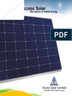 Access Solar Brochure-New