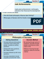 Intro to the Greeks PPT