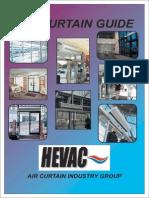 Air Curtain Guide Design