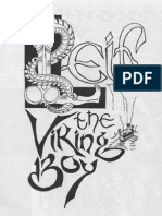 eBook - Erotic Comics (Gay) - Handjobs Magazine - Leif the Viking Boy (Unprotected)
