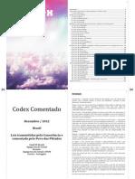 Codex Comentado de Bolso
