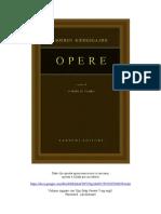 Søren-Kierkegaard-Opere