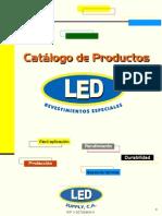 Catalogo Productos Led