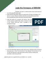 Tutorial.s9iii.01.Rev2.Firmware Upgrade s9iii s8
