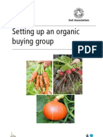 CSA Setting Up Organic Buying Group