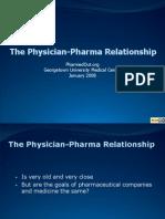 Physicianpharmarelationship Web